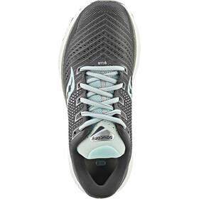 saucony Triumph 18 Zapatillas Mujer, gris